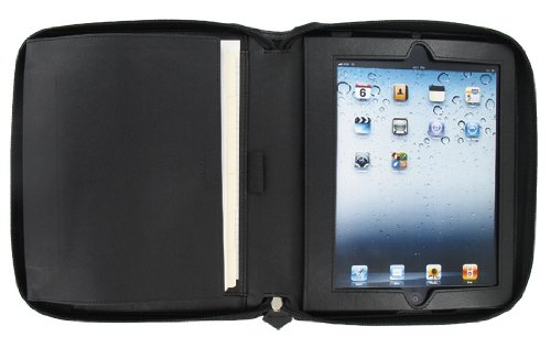 Filofax Personal Az Index (Filofax 2015 Pennybridge A5 Organizer with iPad Case, Blue (C028039-15))