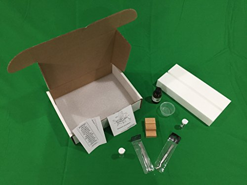 Insect Collectors Spreading and Mounting Kit