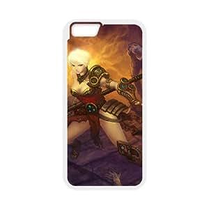diablo iii iPhone 6 4.7 Inch Cell Phone Case White 53Go-461562