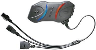 Sena SMH10R-01 Auricular E Intercomunicador Bluetooth De Perfil Bajo, Para Motocicletas