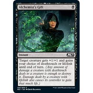 Magic: The Gathering - Alchemist's Gift - Core Set 2021