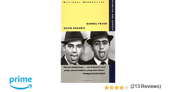 com david sedaris books biography blog audiobooks kindle barrel fever stories and essays