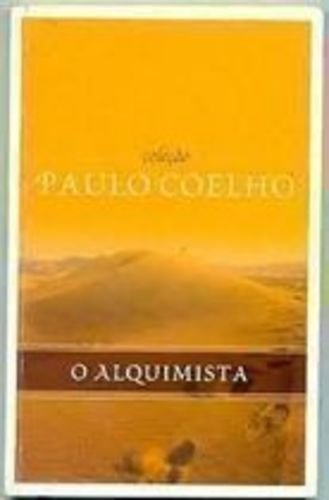 O ALQUIMISTA - COLEÇAO PAULO COELHO