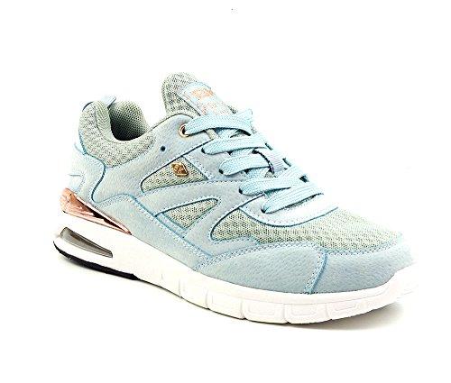 British Knights Sneaker Schuhe Blau Größe 37/UK 4
