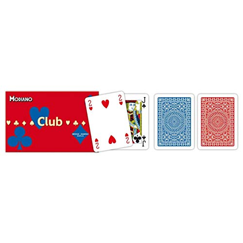 Modiano Rummy Playing Cards