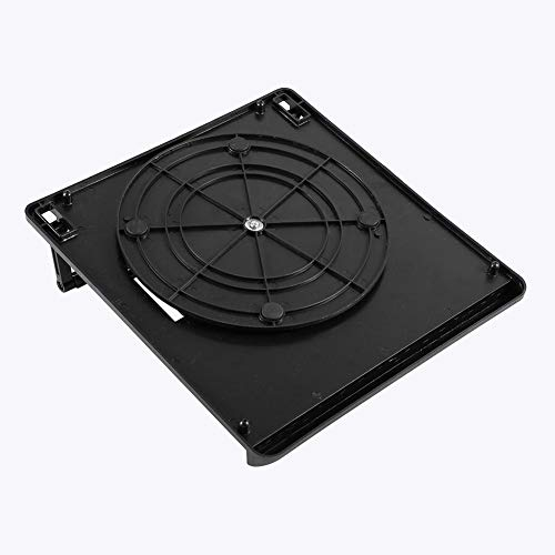 Richer-R Laptop Stand, 360°Adjustable Cooling Cooler Pad Table Fan Stand Holder for Notebook Laptop With Llight Weight Universal Adjustable Ergonomic Portable Adjustable Cooler Stand by Richer-R (Image #6)