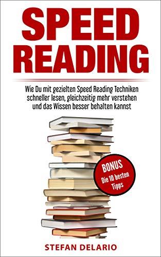 Amazon com: Speed Reading: Wie Du mit gezielten Speed