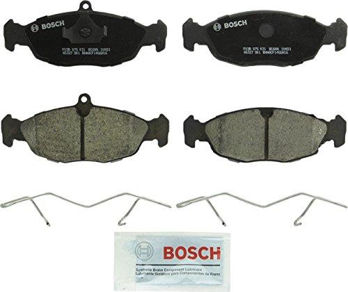 - Bosch BC688 QuietCast Premium Ceramic Disc Brake Pad Set For Jaguar: 1995-03 Vanden Plas, 1995-96 XJ12, 1995-97 XJ6, 1998-03 XJ8, 1995-02 XJR, 1995-96 XJS, 1997-06 XK8, 2000 XKR; Front & Rear