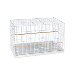 Prevue Pet Products Flight Cage, White 81
