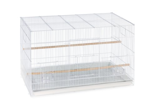 - Prevue Pet Products Flight Cage, White