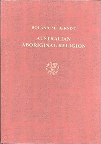 Australian Aboriginal Religion: Introduction - The