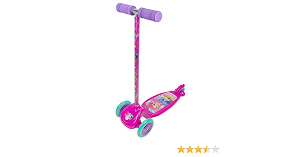 Shimmer and Shine Micro Scooter 3 Ruedas (Saica 2671): Amazon.es ...