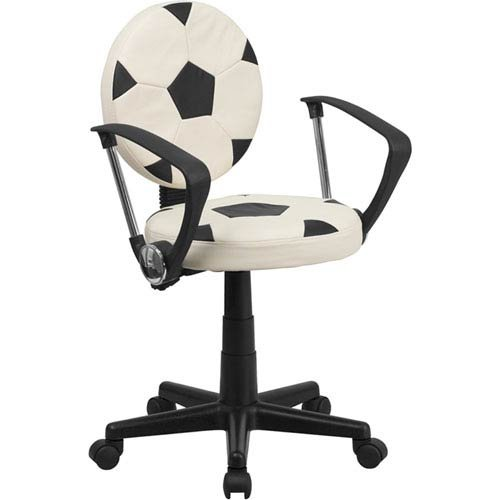Parkside Soccer Task Chair with Arms
