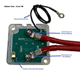 12V Dual Battery Isolation Kit with 140A Smart