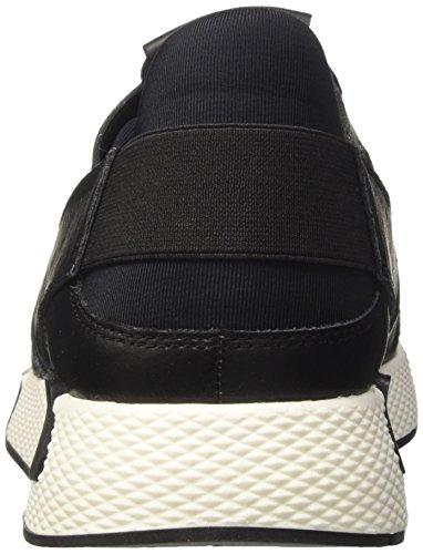 Sneaker Uomo Collo Low Basso Nero Cult Lemmy a 1488 qHOXtnT