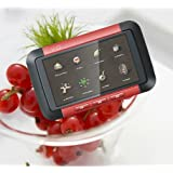 "EvoDigitals Red 32GB 3"" Direct Play MP3 MP4 MP5 Player - Videos 