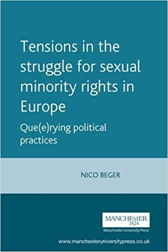 Descarga gratuita de audiolibros para AndroidTensions in the struggle for sexual minority rights in Europe: Que(e)rying political practices PDF FB2 iBook 0719069319