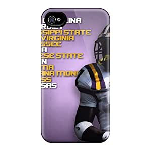 CwUEHHL6584Qspyx Tpu Phone Case With Fashionable Look For Iphone 4/4s - Patrick Peterson