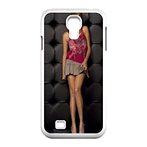 Celebrities Maggie Grace Samsung Galaxy S4 9500 Cell Phone Case White&Phone Accessory STC_001695