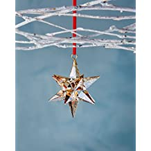 美亚: 施华洛世奇(SWAROVSKI) Crystal Golden 水晶星星吊坠 璀璨夺目 ¥286