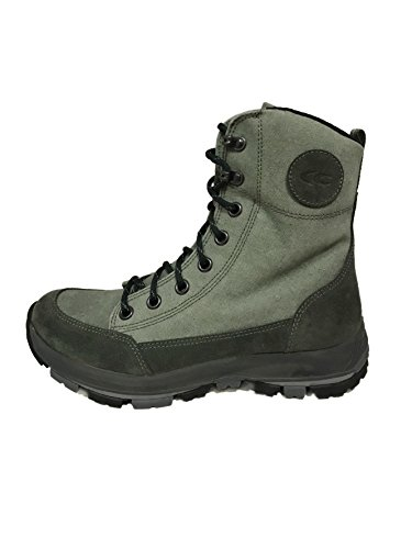 Cofra Move Wild Green Canvas Boots Verde