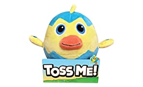 """Talkin' Animals, Made to Get Kids Active With GAMES! Play """"EGG TOSS"""" and More With Chirpie The Interactive Plush Bird"""