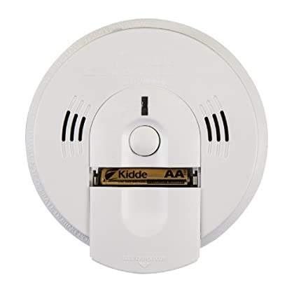Image of Kidde KN-COSM-IBA 21006377A Hardwire Combination Carbon Monoxide and Smoke Alarm with Battery Backup and Voice Warning, Interconnectable BOX OF 6