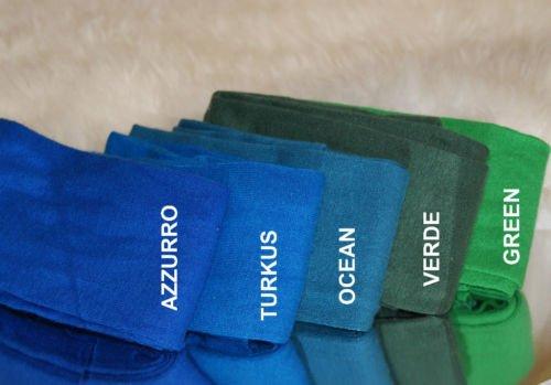 5 180 xxl Le Opaque dunkelgrün Collants Taille Verde TYwF7nvAx