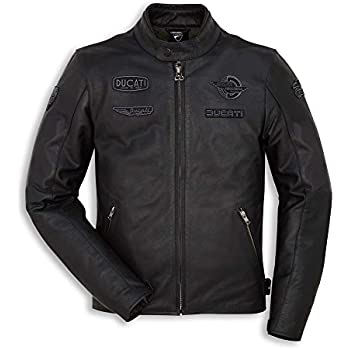 Amazon.com: Ducati 981022356 80s Perforated Leather Riding ...