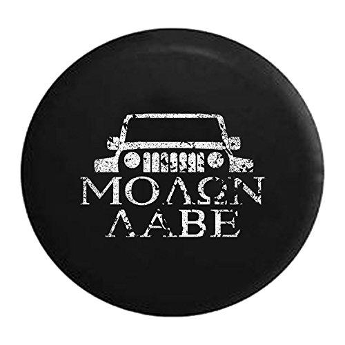 molon labe jeep tire cover - 4
