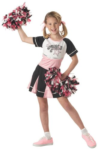 California Costumes All Star Cheerleader Child Costume, Small -