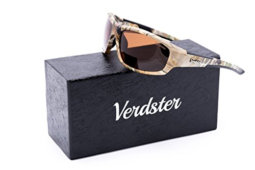 Verdster Polarized Camo Style Sunglasses For Men And Women, Accessories - Polarized Camo Sunglasses