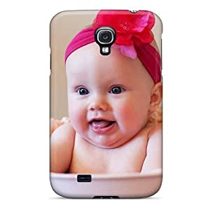 Awesome Case Cover/galaxy S4 Defender Case Cover(cutest Baby Girl)
