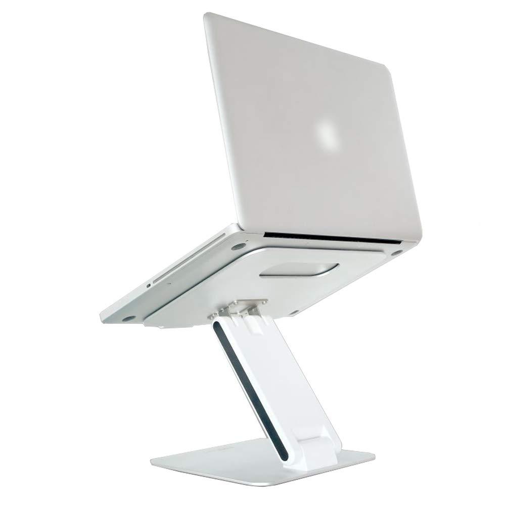SWNY Z Laptop stand de refrigeración , Plegable Ordenador Portátil Ajustable Soporte para Se utiliza para levantar computadoras portátiles y tabletas, ...