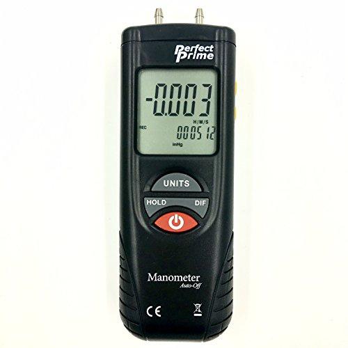 digital air pressure meter - 4