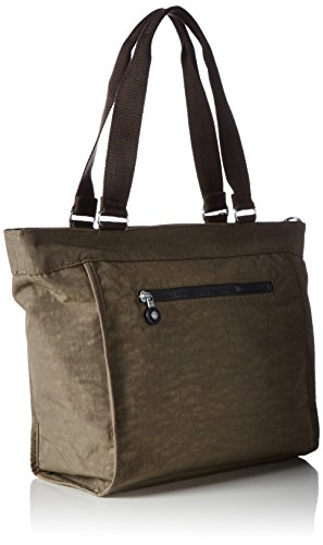S Women's Shopper Kipling Soft Women's Khaki New Kipling Shopper New Bag w6SA0q7