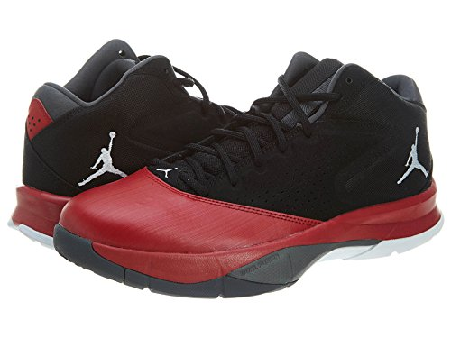 Red Black Mens Vision Court Jordan 99 gwqnXx6WH7