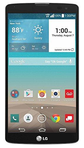 LG G Vista D631 8GB Unlocked GSM 4G LTE Quad-Core Android Smartphone w/ 8MP Camera - Black