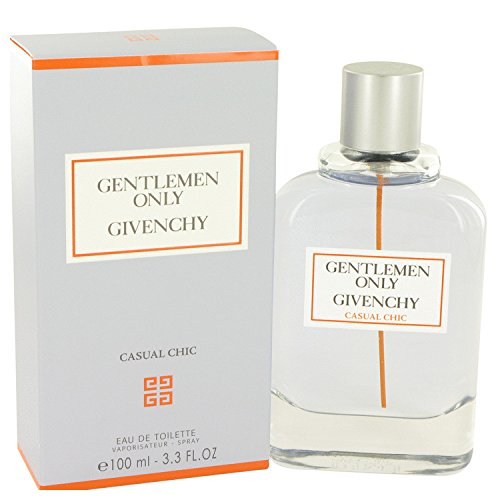 Gentlemen Only Casual Chic by Givenchy Eau De Toilette Spray