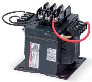 SQUARE D BY SCHNEIDER ELECTRIC 9070TF200D1 TRANSFORMER CONTROL 200VA 240/480V-120V from Square D