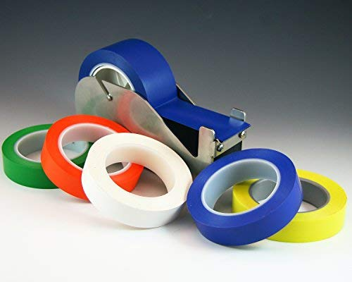 UltraTape Polyethylene Super-Tack Cleanroom Tape   1 Inch   White  1 Roll by StaticTek (Image #3)