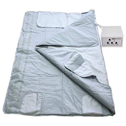 Gizmo Supply Blanket Far Infrared FIR Sauna Blanket 3 Zones (1st Gen)