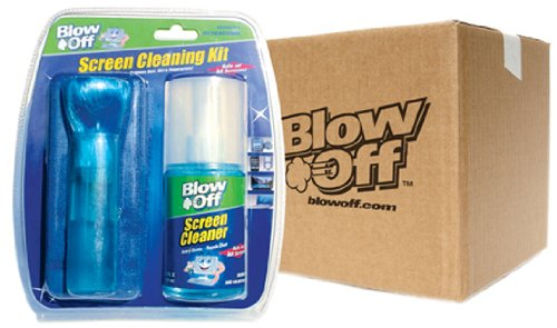 Screen Cleanz SK-003-166-12PK Screen Cleaning Kit – 6.7 fl. oz., (Pack of 12)