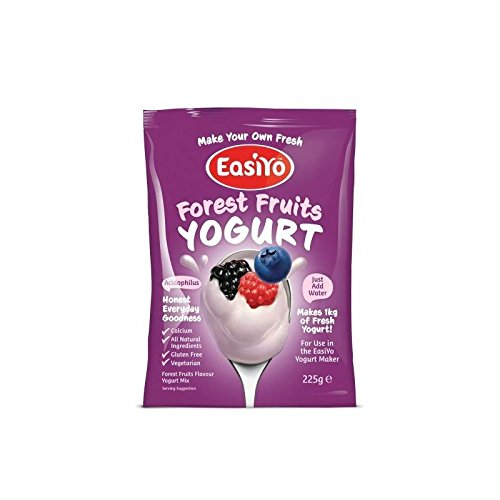 Easiyo Forest Fruits Yoghurt Mix 225g (Pack of 2)