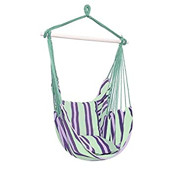 Amazon.com: Dalina - Sillón colgante para hamaca, diseño de ...