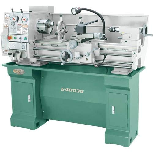 Grizzly G4003G Gunsmith's Bench Top Lathe with - Lathe Gunsmith