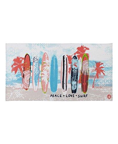 Body Glove Extra-Large Surfboard Beach Towel, 70