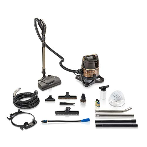 Rainbow SE Vacuum Cleaner with GV Hoses and Head(Certified Refurbished)