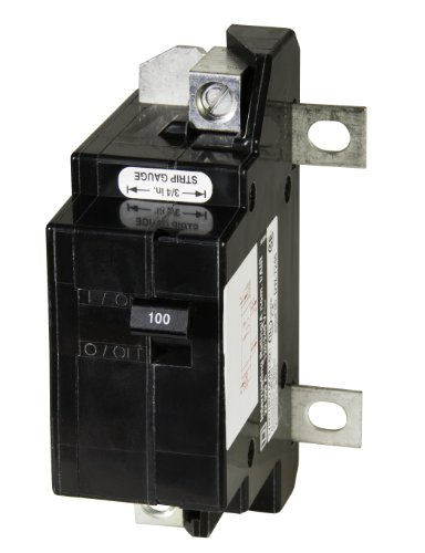 Square D by Schneider Electric QOM100VHCP QOM1 Frame Size 100-Amp Main Breaker for QO or Homeline 125-Amp or less Rated Load Centers by Square D by Schneider Electric (Image #2)