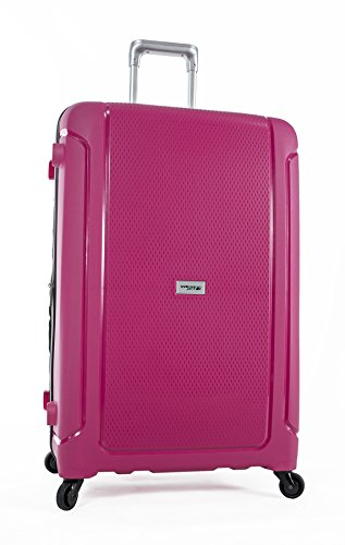 westjet-luggage-28-adventure-exp-spinner-trolley-fuchsia-color